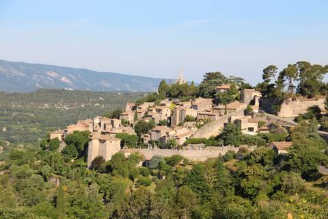 Village perché de Bonnieux