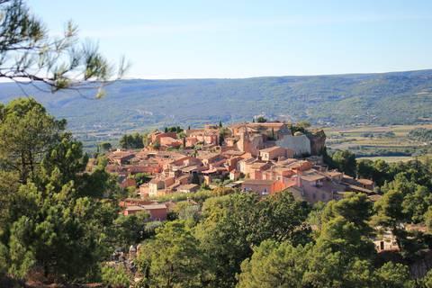 Roussillon, Plus beaux villages de France