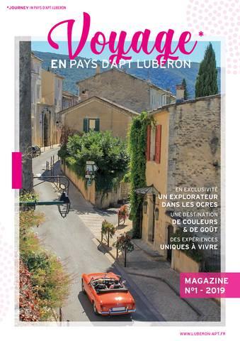 Magazine Luberon | Voyage dans le Luberon |