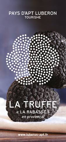 La truffe - Pays d'Apt Luberon