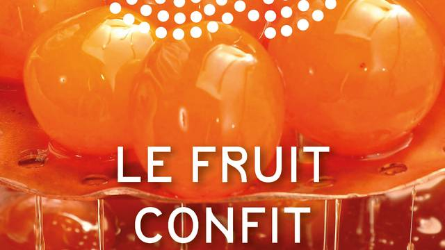 Les fruits confits du Pays d'Apt Luberon