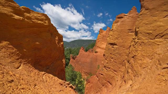 Le Colorado Provençal | Rustrel