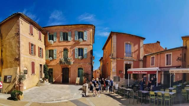 Roussillon | Village du Luberon |Plus beaux villages de France