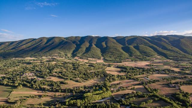 Mountain of the Luberon | View | Landscape