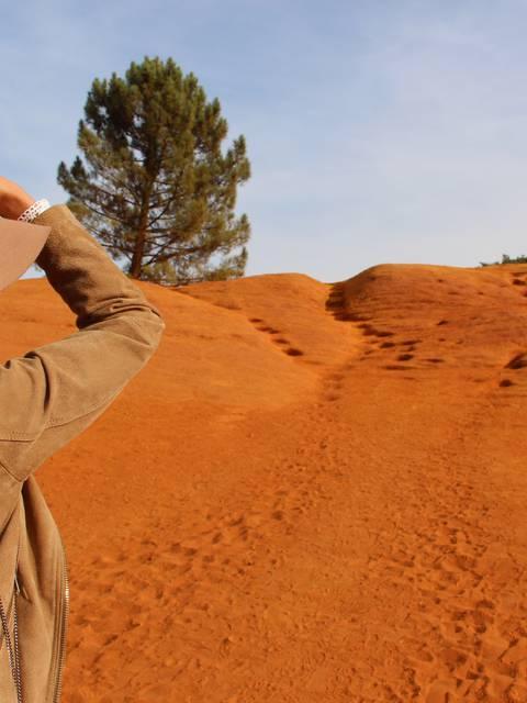 Le Colorado provençal | Ocres du Luberon | Massif Ocrier | Grand Site de France | Ocres | Terres de couleurs