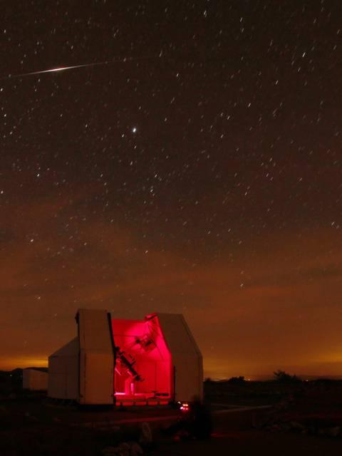 Observatoire Sirène à Lagarde d'Apt