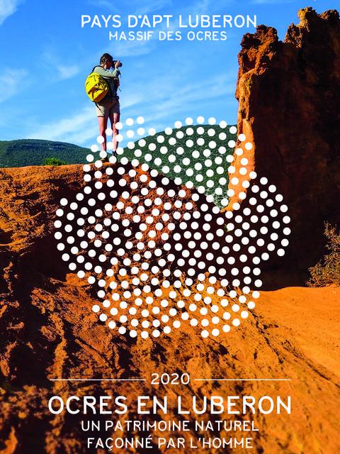 Ocres du Luberon | Roussillon | Colorado de Rustrel | Ocres de Roussilon | Massif des Ocres
