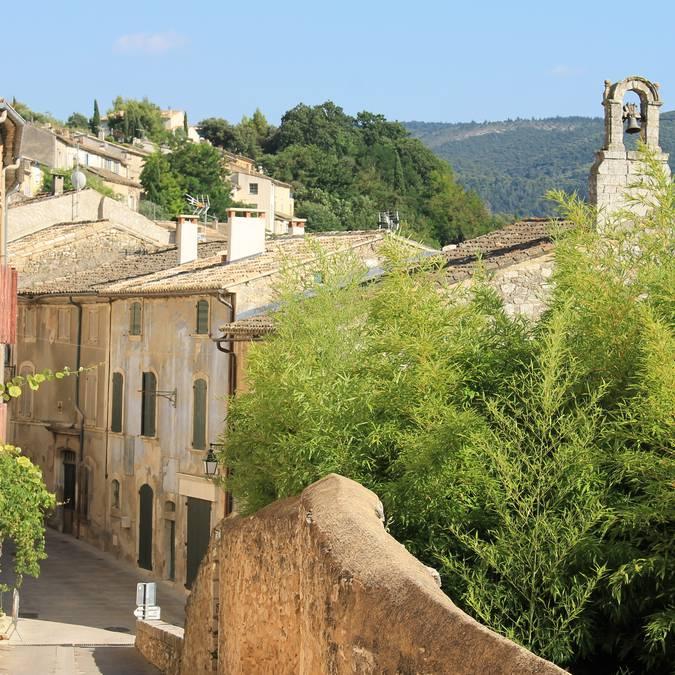 Ménerbes, classé parmi les plus beaux villages de France