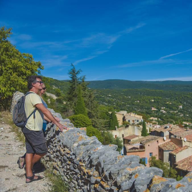 Randonnées dans le Luberon