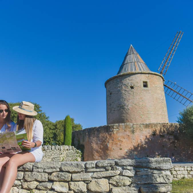 Moulin de Goult | Goult - Brochure | Dépliants |