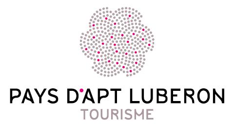 Logo Pays d'Apt Luberon
